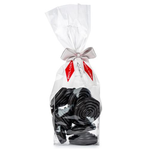 Økoladen Lakridshjul - 90 G