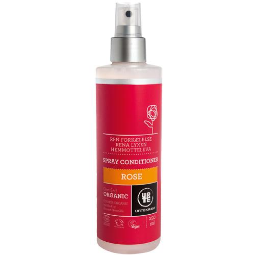 Image of   Urtekram - Body Care Balsam Rose Spray - 250 ml