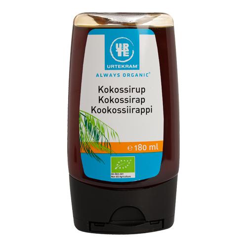 Urtekram kokossirup fra Mecindo