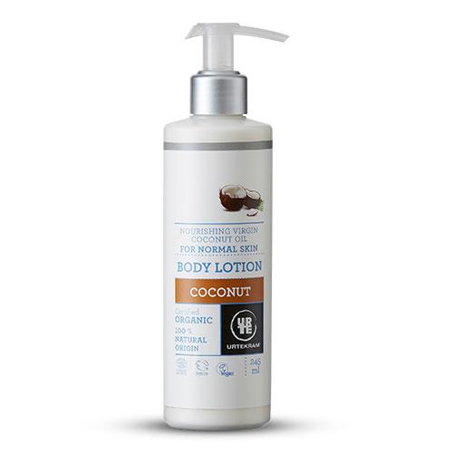 Image of   Urtekram - Body Care Bodylotion Coconut - 245 ml