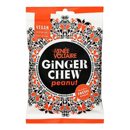 Image of   Renée Voltaire Ginger Chew Peanut - 120 G