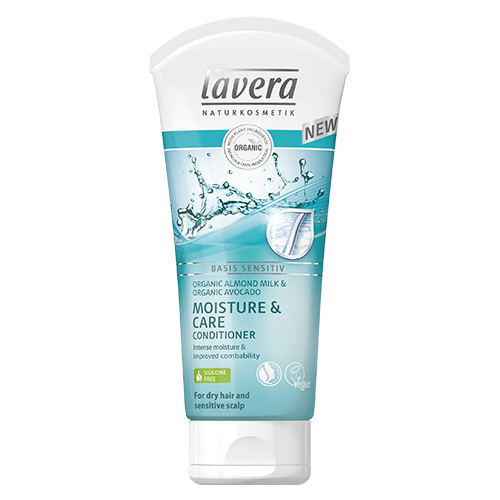 Image of   Lavera Basis Moisture & Care Conditioner - 200 ml