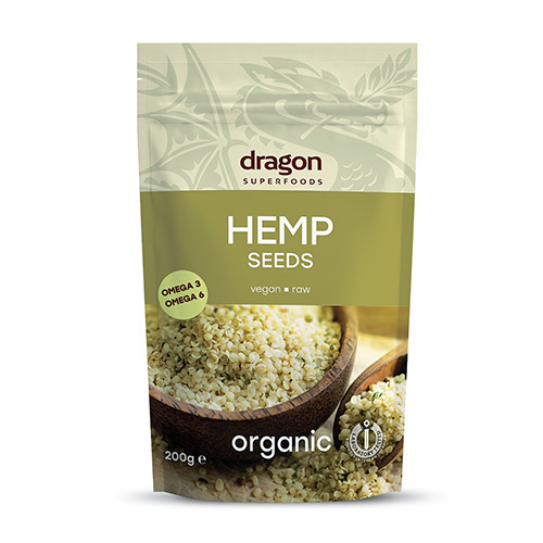 Dragon Superfoods hampefrø