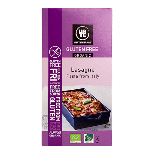Urtekram Pasta lasagne glutenfri Ø - 250 G