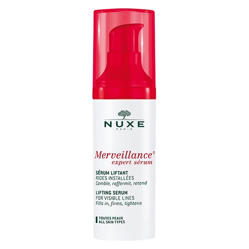 Image of   Nuxe Merveillanc Serum, Mod Linjer Og Rynker - 30 ml