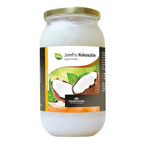 Cosmoveda kokosolie fra Mecindo
