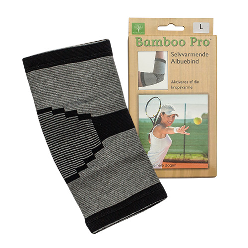 Image of Bamboo Pro Albuebind Selvvarmende - 1 stk