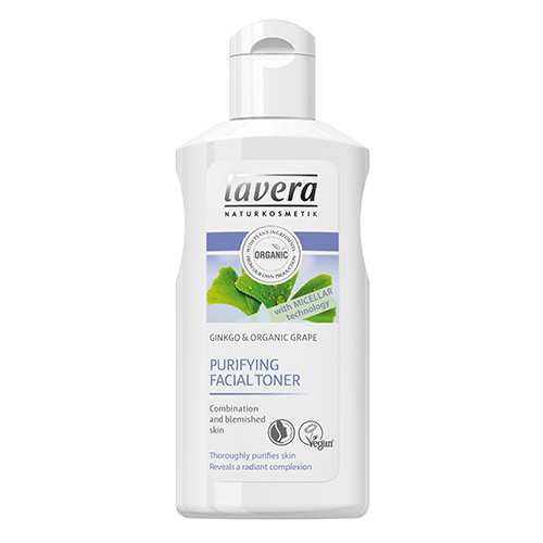 Image of   Lavera Faces Purifying Facial Tonic - 125 ml