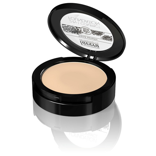 Image of   Lavera 2 in 1 Compact foundation Ivory 01 Trend - 10 ml