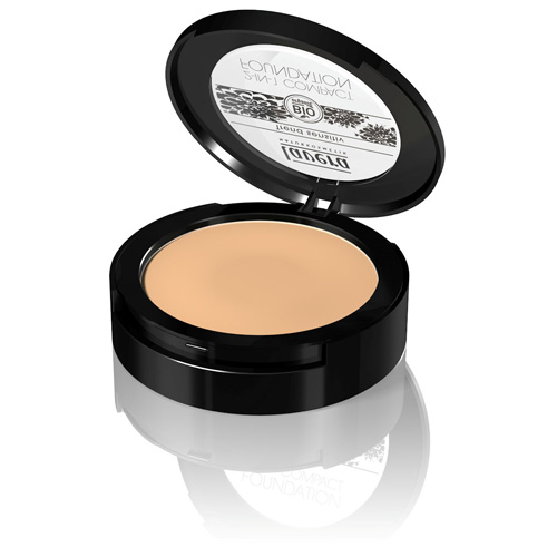 Image of   Lavera 2 in 1 Compact foundation Honey 03 Trend - 10 G
