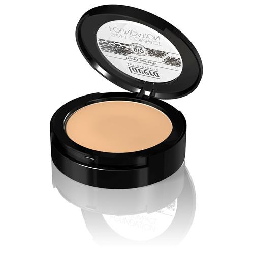 Billede af Lavera 2 in 1 Compact foundation Honey 03 Trend - 10 G