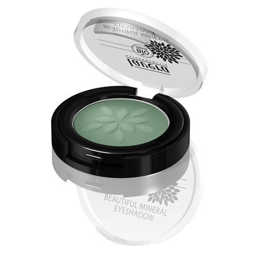 Image of   Lavera Beautiful Mineral eyeshadow Mystic Green 12 Trend - 2 G