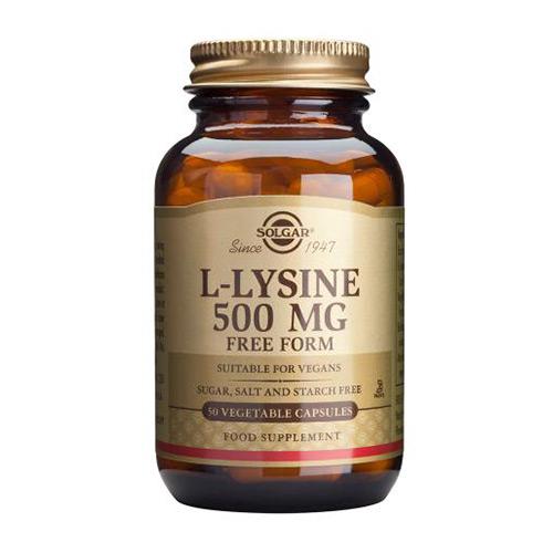 Solgar aminosyrer
