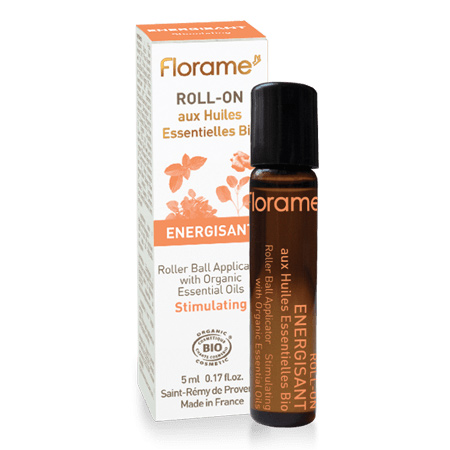 Image of   Florame Aromaterapi Stimulating roll on - 5 ml