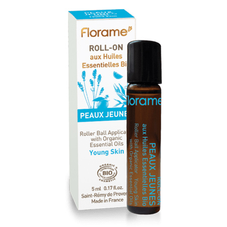 Image of   Florame Aromaterapi Young Skin roll on - 5 ml