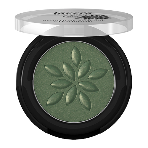 Image of   Beautiful Mineral eyeshadow Green Gemstone 19 Lavera - 2 G