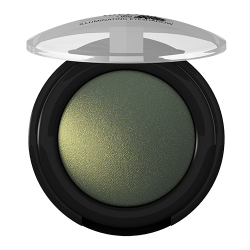 Image of   Illuminating Eyeshadow Electric Green 07 Lavera - 1 stk