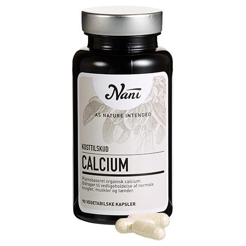 Billede af Nani Calcium - 90 Kaps