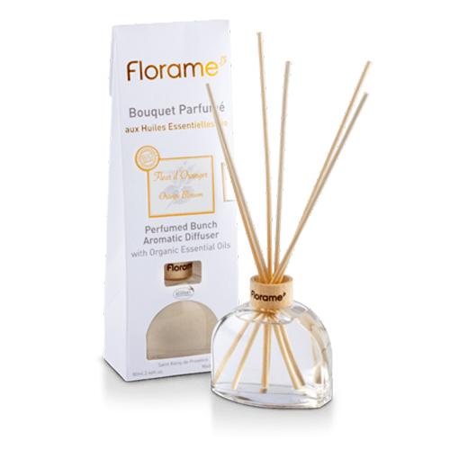 Image of   Florame Aromatic Diffuser Orange Blossom - 80 ml