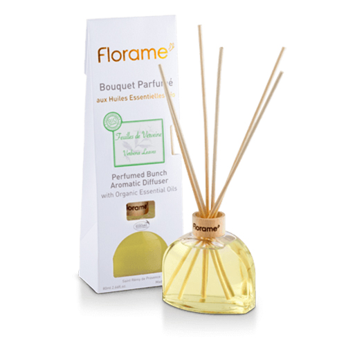 Image of   Florame Aromatic Diffuser Vernena Leaves - 80 ml
