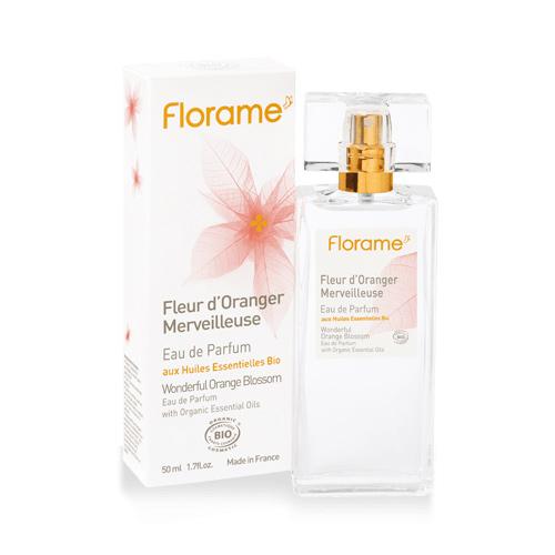 Image of   Florame Wonderful Orange Blossom EdP - 50 ml