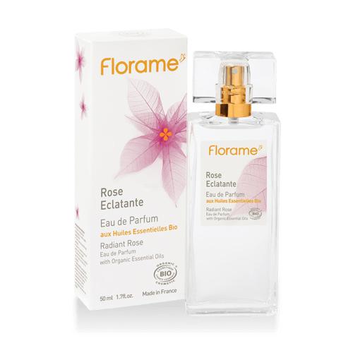 Image of   Florame Radiant Rose EdP - 50 ml