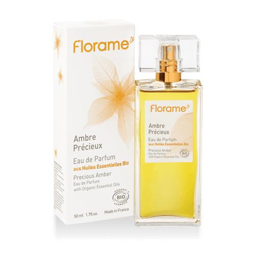 Image of   Florame Precious Amber EdP - 50 ml
