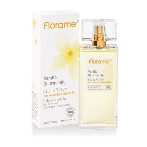 Image of   Florame Delicious Vanilla EdP - 50 ml
