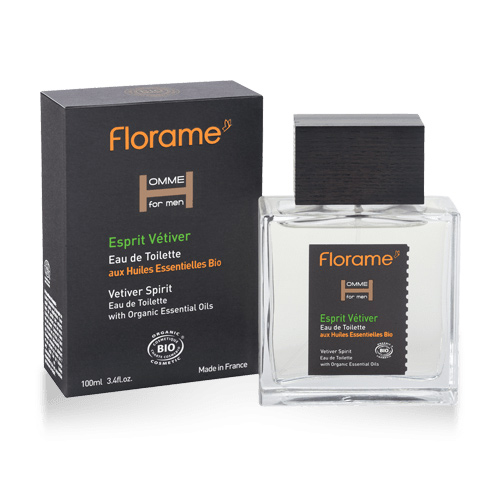 Billede af Florame Vetiver Spirit For men EdT - 100 ml