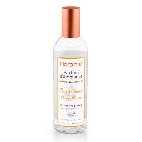 Image of   Florame Aromaspray Orange Blossom Home Fragrance - 100 ml