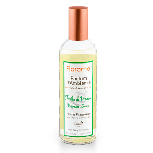 Image of   Florame Aromaspray Verbena Leaves Home Fragrance - 100 ml
