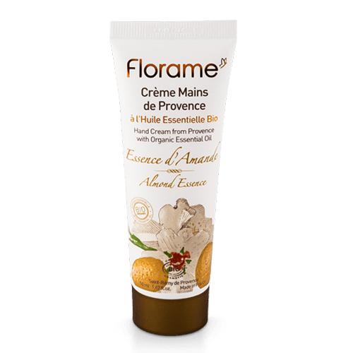 Image of   Florame Handcream Almond Essence - 50 ml
