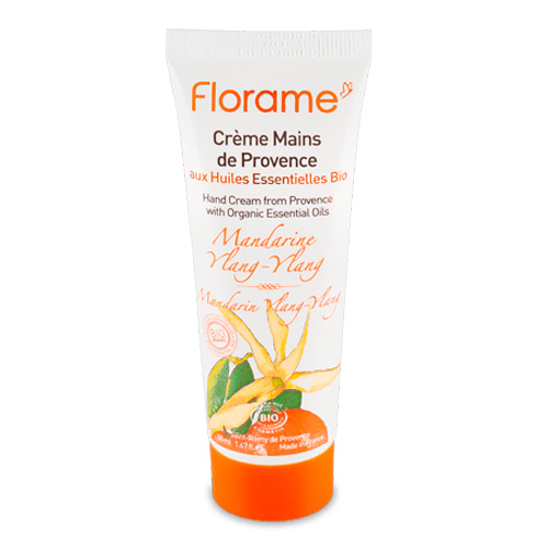 Image of   Florame Handcream Mandarin Ylang-Ylang - 1 ml