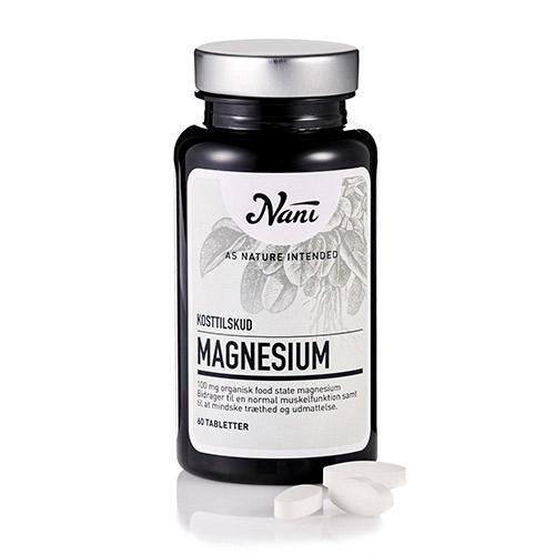 Nani magnesium fra Mecindo