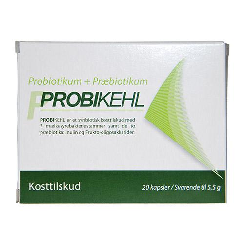 Image of   Sanum-Kehlbeck Probikehl - 20 Kaps