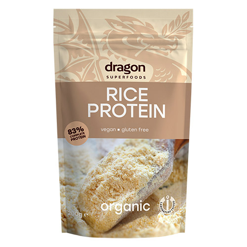 Dragon Superfoods risprotein fra Mecindo