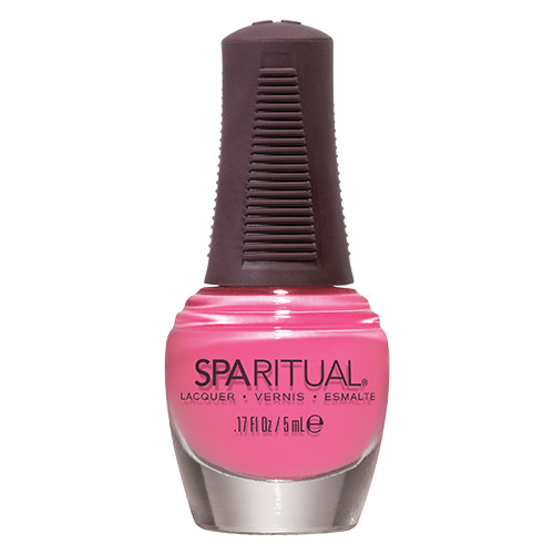 Image of   SpaRitual Neglelak Mini - Love Is In The Air 88242 - 5 ml