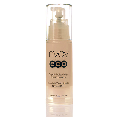 Image of   Nvey Eco Foundation Warm Honey 516 - 30 ml