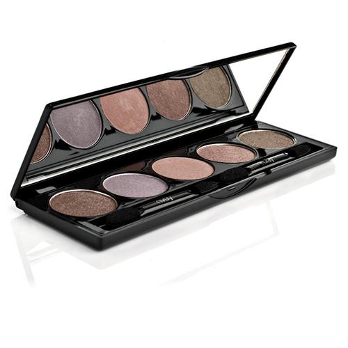 Billede af Nvey Eco Eye shadow palette nr. 6 Black Gold Velvet - 7 G