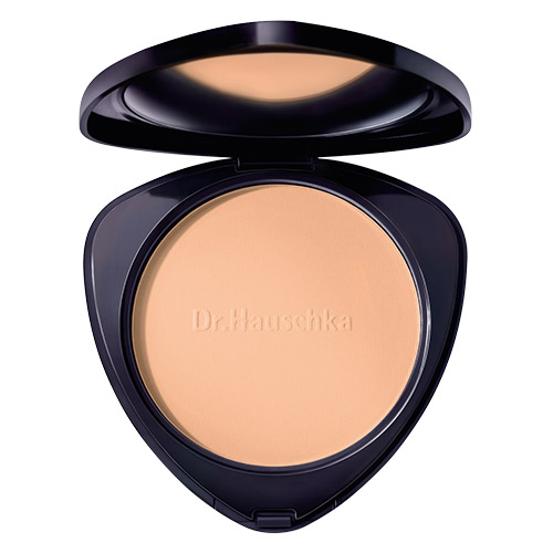 Image of   Dr. Hauschka Compact Powder 03 Nutmeg - 1 stk