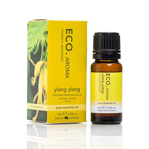 ECO Ylang Ylang olie æterisk - 10 ml