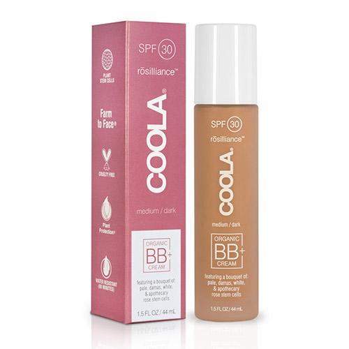Coola BB Cream Medium/Dark SPF30 Rosilliance - 44 ml