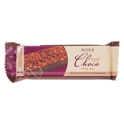 Noka diæt Choko Crisp Bar Noka - 55 G