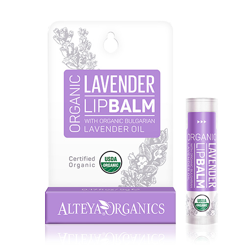 Image of Alteya Organics Lipbalm Lavender - 5 G