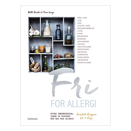 Image of   Gylendal Fri For Allergi Forfatter: Mette Bender Og Søren Lange - 1 stk