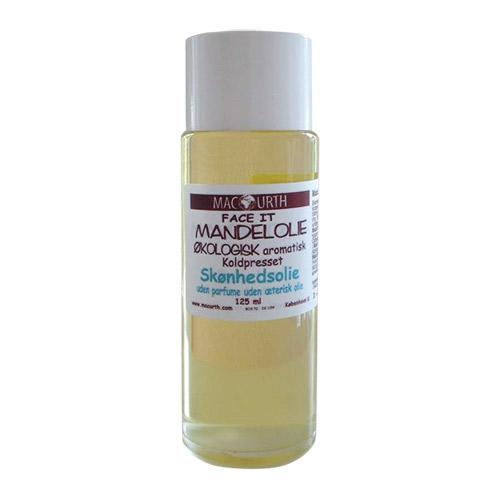 Macurth mandelolie fra Mecindo