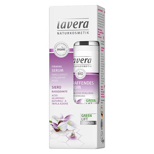 Image of   Lavera Face Care Firming Serum - 30 ml