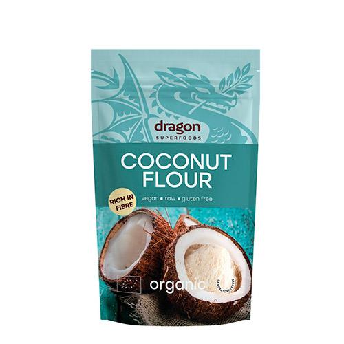 Dragon Superfoods kokosmel fra Mecindo