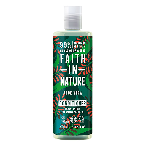Image of   Faith in Nature Balsam aloe vera Faith in - 400 ml