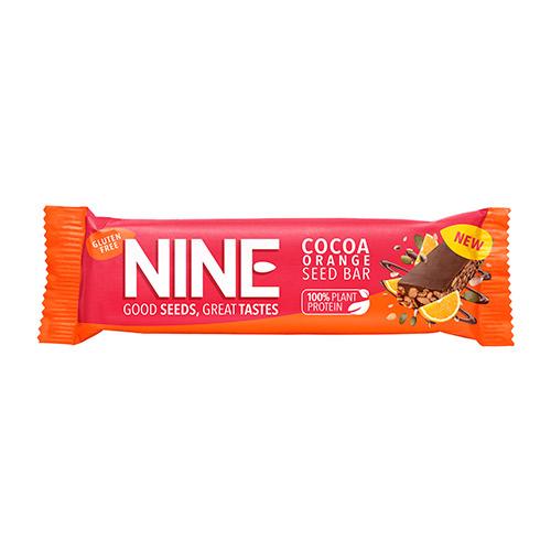Image of 9Brand Foods Nine Bare - Kakao & Orange - 40 G